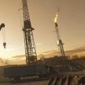 Everglades: Tief im Herzen der Everglades ist auf einer Fracking-Anlage eine Schlacht zwischen Cops und Gangstern entbrannt. (Quelle: EA)