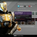 Goldspirale - Rüstungs-Shader - Rang 5 (Quelle: Screenshot / Activision)