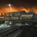 Hollywood Heights: Ein hoch in den Hollywood Hills gelegenes Anwesen wird zum Verbrechensschauplatz. (Quelle: EA)
