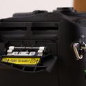 Die D610 besitzt zwei SD-Kartenschächte.