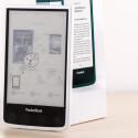 Wie der Kindle Voyage und Tolino Vision 2 besitzt der PocketBook Ultra ein E-Ink-Carta-Display.