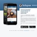 Instagram gehört zu Facebook, ist allerdings ein eigenständiges soziales Netzwerk, auf dem vor allem Fotos geteilt werden.