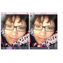 Eine weitere interessante Funktion ist die Anpassung der Gesichtsform. Hier kannst du beispielsweise ein breit wirkendes Gesicht verschlanken.
