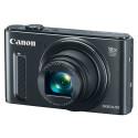 Das kompakteste Modell der neuen PowerShot-Superzoom-Kameras ist die SX610 HS.