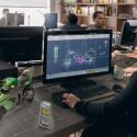Aber auch bei der Konstruktion und Modellierung von 3D-Objekten kann die HoloLens helfen. (Bild: Microsoft)