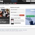 Netblog, die einstige Alternative zu Myspace ist nach wie vor im Netz vorhanden. Das soziale Netzwerk ist eine Kreuzung aus Myspace und der App Tinder.