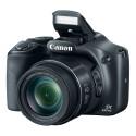 Die PowerShot SX530 HS besitzt ein 50-Fach-Zoomobjektiv.