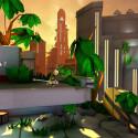Für die PS Vita im Februar: Kick and Fennick (Quelle: Jaywalkers Interactive)