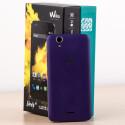Erhältlich ist das Wiko Birdy in vielen verschiedenen Farben. Beim netzwelt-Testgerät handelt es sich um die violette Farbvariante.