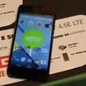 Das Yezz Billy 5S LTE wird unter dem Namen Andy 5S LTE auch mit Android 5.0 erhältlich sein. (Bild: netzwelt)