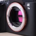 Der 24-Megapixel-CMOS-Sensor der Alpha 7 II ist mit einem optischen 5-Achsen-Bildstabilisator ausgestattet.