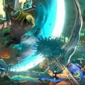 """...und beherrscht genau wie dieser den """"Sonic Boom"""". (Quelle: Capcom)"""