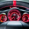 ...das der frontgetriebene Civic 270 Stundenkilometer Höchstgeschwindigkeit erreichen soll.