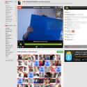 Ähnlich wie bei Twitch oder YouTube wird die Webseite von YouNow von einem großen Fenster mit dem Video-Stream dominiert. Gleich darunter ist zu sehen, wer aktuell noch live sendet.