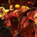 Austeilen beherrscht der Charlie Nash...  (Quelle: Capcom)
