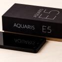 Auf den ersten Blick wirkt das BQ Aquaris E5 LTE reichlich unauffällig.