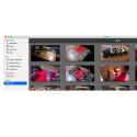 Nun werden dir die Bilder von der iPhoto-Mediathek-Kopie angezeigt. Überprüfe die Bilder auf Vollständigkeit, um sicherzugehen, dass wirklich alle Fotos kopiert wurden.