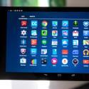 Dell belässt die Kitkat-Oberfläche nahezu unverändert und installiert nur sinnvolle Apps wie Polaris Office vor.