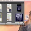 Ein einzelnes Bild legst du einfach auf dem Schreibtisch oder in einen beliebigen Ordner im Finder ab, indem du dieses per Drag-and-drop verschiebst. Dabei wird am neuen Speicherort immer eine Kopie gespeichert. Das Originalbild verbleibt in iPhoto.