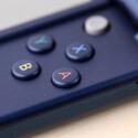 Die farbigen A-/B-/X-/Y-Tasten erinnern an das Pad des Super Nintendos. (Quelle: netzwelt)