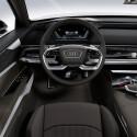 Audi verspricht: Die Technik ist seriennah.