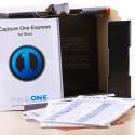 Neu ist der Download-Hinweis für den RAW-Konverter Capture Pro Express, der  Sony-Kunden kostenlos zur Verfügung steht.