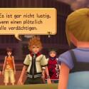 Kingdom Hearts 2 steht die HD-Kur ausgezeichnet...