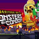 """""""Monsters Ate My Condo"""": Knallbuntes Vergnügen auf dem Smartphone oder Tablet. Ihr spart 78 Cent."""
