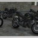 Die neuen Motorräder. (Quelle: Funmw2)