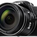 Die Nikon Coolpix P610 ist mit 60-Fach-Zoom-Objektiv ausgestattet.