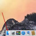 Öffne den Finder auf deinem Mac.
