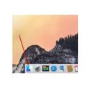 Öffne den Finder auf deinem MacBook oder iMac.