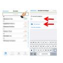 """Wenn du unter den Punkt """"Kontakte"""" auf das Plus-Symbol tippst, kannst du einen neuen Kontakt hinzufügen. Hier musst du dich nun entscheiden, ob du die ID manuell eingibst (unsicher) oder die ID des Freundes scannst (sehr sicher). Letzteres kannst du natürlich nur tun, wenn du denjenigen persönlich triffst."""