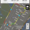 """Bleibt fit mit """"Runtastic PRO GPS Running, Walking & Fitness Tracker"""" und spart 4,99 Euro."""
