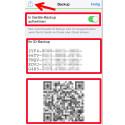 """Ihr seht im Anschluss eure ID als Code aus Zahlen und Buchstaben sowie als QR-Code. Habt ihr """"In Geräte-Backup aufnehmen"""" aktiviert, wird dieses Backup in die Datensicherung via iTunes beziehungsweise iCloud eingeschlossen."""
