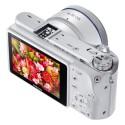 Die Technik der neuen Systemkamera stammt jedoch aus dem Top-Modell, der Profi-DSLM NX1.