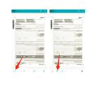 Unten links öffnet ihr die Werkzeuge zum Bearbeiten der PDF-Datei. Beispielsweise fügt ihr an dieser Stelle Kommentare ein.