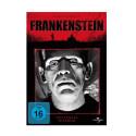 Auch ziemlich gruselig ist die Geschichte von Mary Shelleys Frankenstein. Dr. Frankenstein experimentiert mit toten Körperteilen und erschafft eine Kreatur, welche gewaltitg und in dieser Welt nicht willkommen ist.