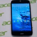 Das Display des Acer Liquid Jade Z ist fünf Zoll groß, das Display besteht aus kratzfestem Gorilla Glas 3.