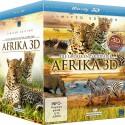 """13:00 Uhr: 3D Blu-ray """"Die große Enzyklopädie Afrika 3D"""", 10 Real-3D Dokumentationen in einer limitierten Gesamt-Edition"""