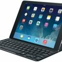 18:00 Uhr: Logitech Ultrathin Magnetic Clip-On Keyboard Cover für iPad Air, kabellose Bluetooth-Tastatur und Halterung, deutsches Tastaturlayout. Niedrigster Preis im Internet: 63,90 Euro.