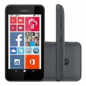 18:00 Uhr: Smartphone Nokia Lumia 530 inkl. Hülle, 4 Zoll, Dual-SIM, 1,2 GHz Snapdragon Quad-Core Prozessor, 512 MB RAM, 5 Megapixel Kamera, Bluetooth, USB 2.0, Windows 8. Niedrigster Preis im Internet: 65,28 Euro.