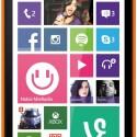 9:00 Uhr: Nokia Smartphone Lumia 630, Single SIM Smartphone, 11,4 cm, 4,5 Zoll, Touchscreen, Quad-Core 1,2 GHz, 5 Megapixel Kamera, Micro-SIM, 8GB interner Speicher, Windows 8.1. Niedrigster Preis im Internet: 89,16 Euro.