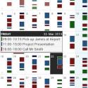 """Der """"Business Calendar"""" synchronisiert sich derzeit kostenlos mit euren Google Kalendern und bietet zahlreiche Optionen. Üblicherweise kostet die App 4,75 Euro."""