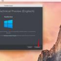"""Bestätigt den Hinweis zu Windows 10 mit einem Klick auf den Button """"Fortsetzen""""."""