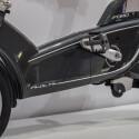 Ein Elektromotor mit 200 Watt bietet eine Trittunterstützung bis 25 km/h.