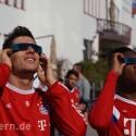Auch Fußball-Stars interessieren sich für die Sonnenfinsternis.