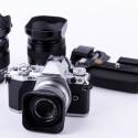 Von einer kleinen Kamera perfekt für unauffällige Streetphotography...