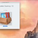 Nach der Installation schließt ihr das Installationsfenster von Parallels Desktop 10 für Mac mit einem Klick auf den roten Punkt oben links.