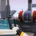 Die Kapseln zum Zerstören von den Gebäuden haben verschiedene Funktionen, gern auch mal explosive.